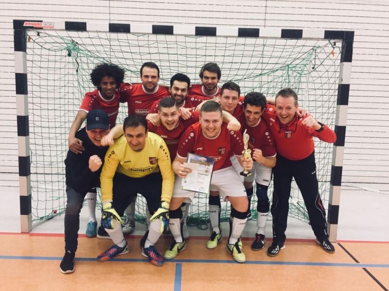 Futsal-Hallenmeisterschaften 2017/18