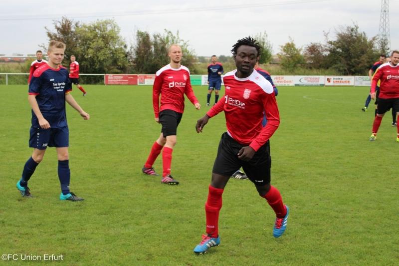2. Männer: Sport-Freunde Marbach II gegen Union Erfurt  3 : 4