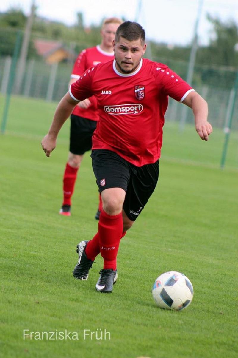 1. Pokalrunde: FC Union Erfurt I - SG An der Lache II 3:1 (2:1)