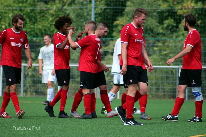 1. Spieltag Kreisoberliga: FC Union Erfurt - SV Großrudestedt 4:3 (2:1)