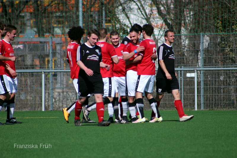 19. Spieltag Kreisliga: FC Union Erfurt - SG An der Lache II 7:2 (3:2)