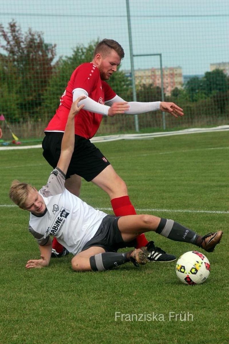 5. Spieltag Kreisoberliga  : Sportfreunde Marbach - FC Union Erfurt 5:0 (2:0)