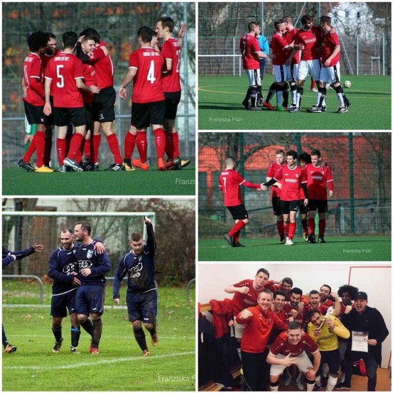 25. Spieltag Kreisliga: SpG SV Empor Walschleben II - FC Union Erfurt 1:2 (0:1)